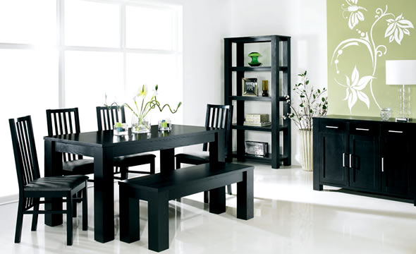 Modern Dining Room Set